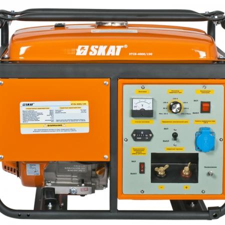 SKAT (Скат) УГСБ-4000/190