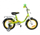 RACER 909-14 (детский) зеленый